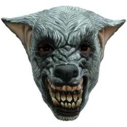 Máscara  Cara de Lobo de Luxe