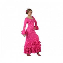 Disfraz de Faralae Rosa XL