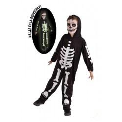 Disfraz Esqueleto Glow in...
