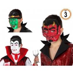 Mascara Hallowen Surtida