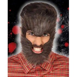 Barba para Hombre lobo