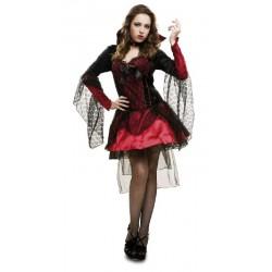 Disfraz de Vampiresa Oscura...