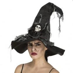 Sombrero de Bruja Decorado