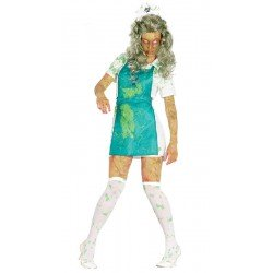 Disfraz de Bióloga Zombie...
