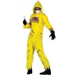 Disfraz Zombie Radioactivo...
