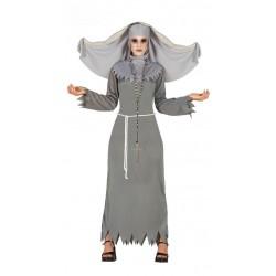 Disfraz de Monja Diabólica...