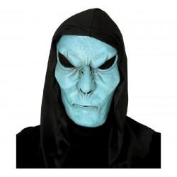 Máscara de Monstruo Azul Latex