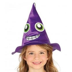 Sombrero de Bruja Lila...
