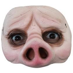 Máscara de Cerdo 1/2 Cara...