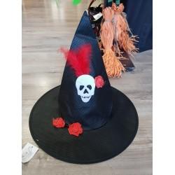 Sombrero de Bruja Decorado...