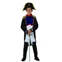 Disfraz de Napoleon 5-6 años