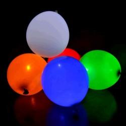 Globo con Luz Led Multicolor