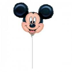 """Globo Mini de Mickey 9"""" con..."""
