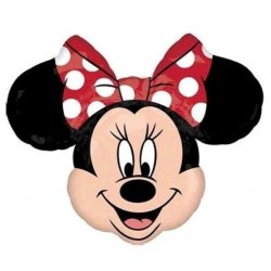 Globo Cabeza de Minnie...