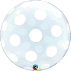 """Globo Bubble Lunares 20""""/51..."""