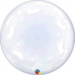 Globo Bubble Baby Foot...