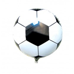 Globo Balón de Futbol 41 cm.