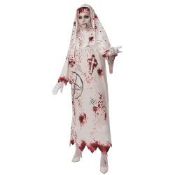 Disfraz de Monja Sangrienta...