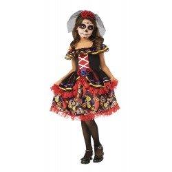 Disfraz Catrina de Luxe...