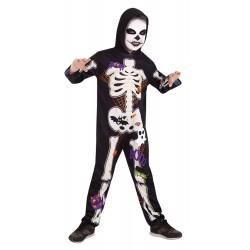 Disfraz de Esqueleto Chuli...
