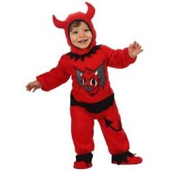Disfraz de Diablillo para bebé