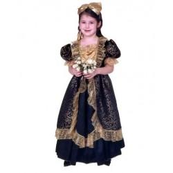 Disfraz de Bruja Dorada
