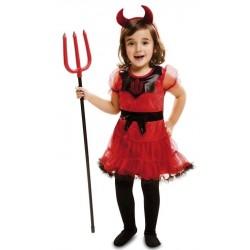 Disfraz de Diablesa para bebé