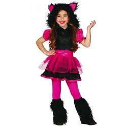 Disfraz de Wolf Girl 5-6