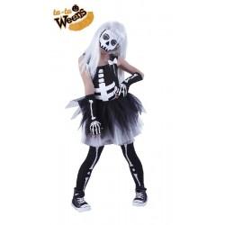 Disfraz de Esqueletita...