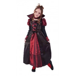 Disfraz de Miss Drakula...