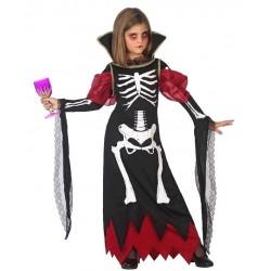 Disfraz de Vampiresa...