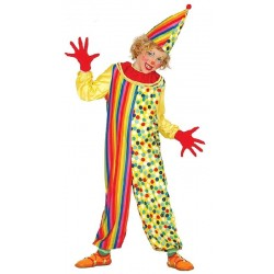 Disfraz de Payaso para niño...