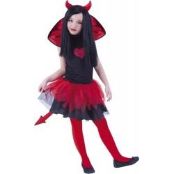 Disfraz de Diablesa...