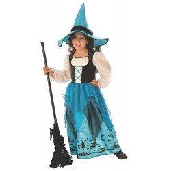 Disfraz de Bruja Turquesa...