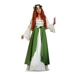 Disfraz Medieval Clarisa...