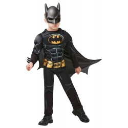 Disfraz de Batman Black Core 5-6 Años