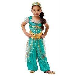 Disfraz de Jasmine para Niña de 3-4 años