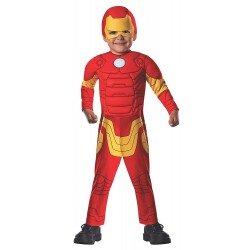 Disfraz de Iron Man Preschool 1-2 años