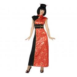 Disfraz de China para mujer XS-S