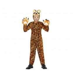 Disfraz de Tigre para niños 7-9 años