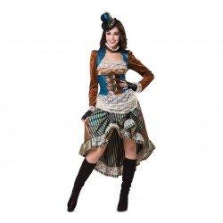 Disfraz de Stempunk para mujer