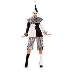 Disfraz de Arlequina para Mujer