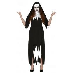 Disfraz de Monja Zombie...