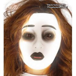 Máscara Siniestra Fluorescente