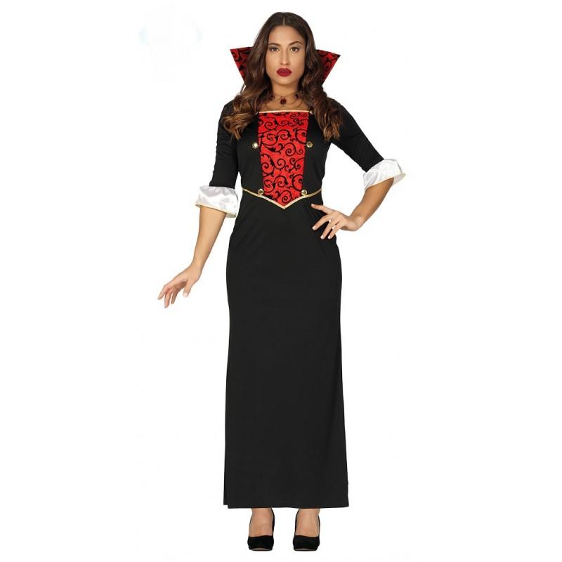 Disfraz de Vampiresa Adulto