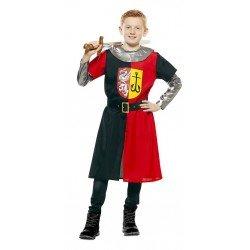 Disfraz de Cruzado Medieval para Niño