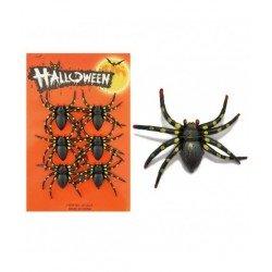 Arañas Decoración 6 unid.