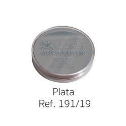 Maquillaje al Agua Plata 15 gr.