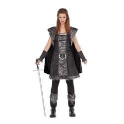 Disfraz de Guerrera del Norte para mujer