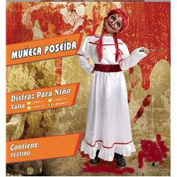 Disfraz de Muñeca Poseida...